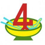 logo ชายสี่หมี่เกี๊ยว
