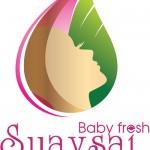 ตัวอย่างออกแบบ Logo สวยใสเบบี้เฟรซ